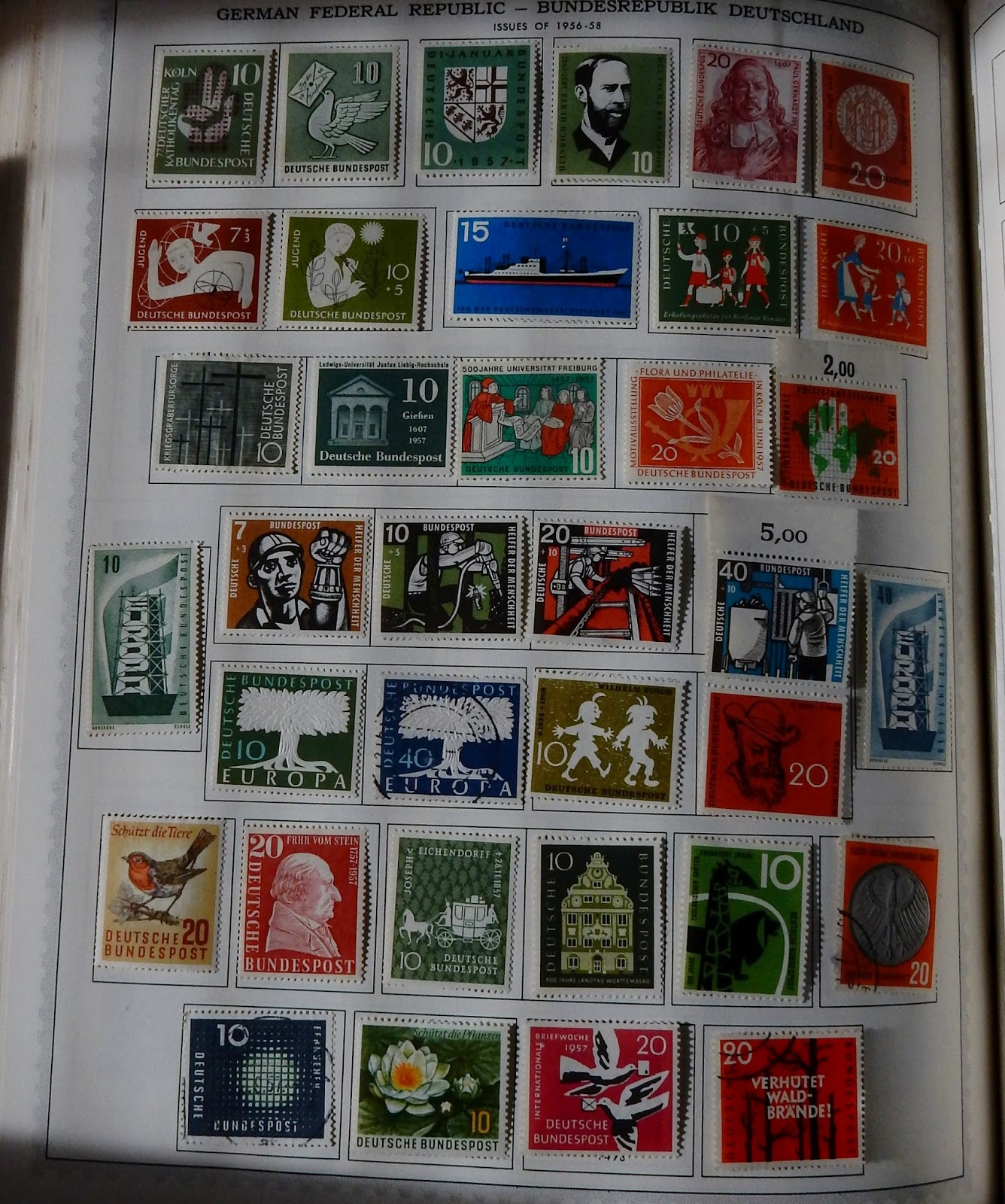 What is the best International Stamp Album? - Stamp