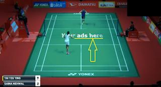 Advertise on BadVidLiv live streaming
