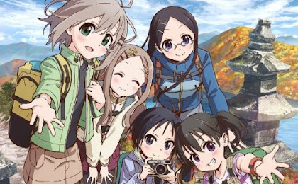 Yama No Susume 3 Episódio 3