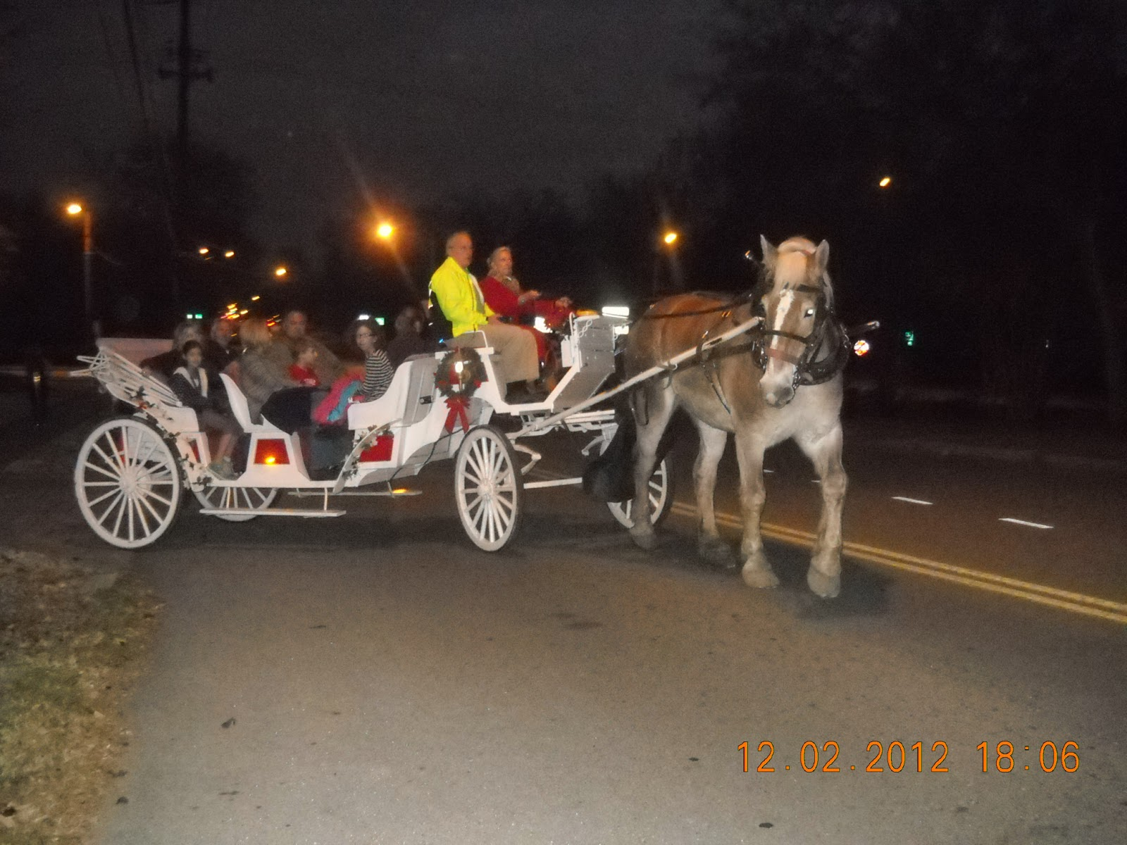 Sugar Creek Carriages Horse Drawn Carriage Tours