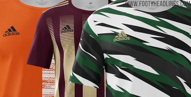 All-New Adidas Graphic 20 Template Released - 18 Different ...