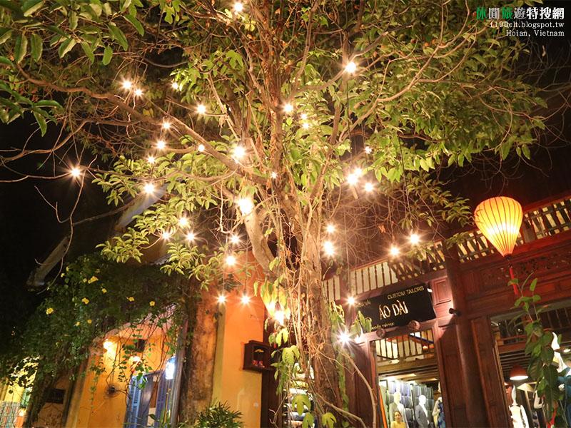 [越南.會安] 漫步在會安古城老城區裡 白天與黑夜的交織