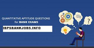 Quantitative Aptitude Questions for RBI Grade-B Phase-1 Exam