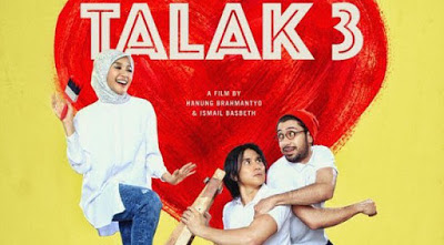 Download FIlm Indonesia Talak 3 (2016) DVDRip