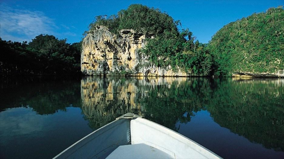 Haitises National Park Samana Dominican Republic - los haitises national park