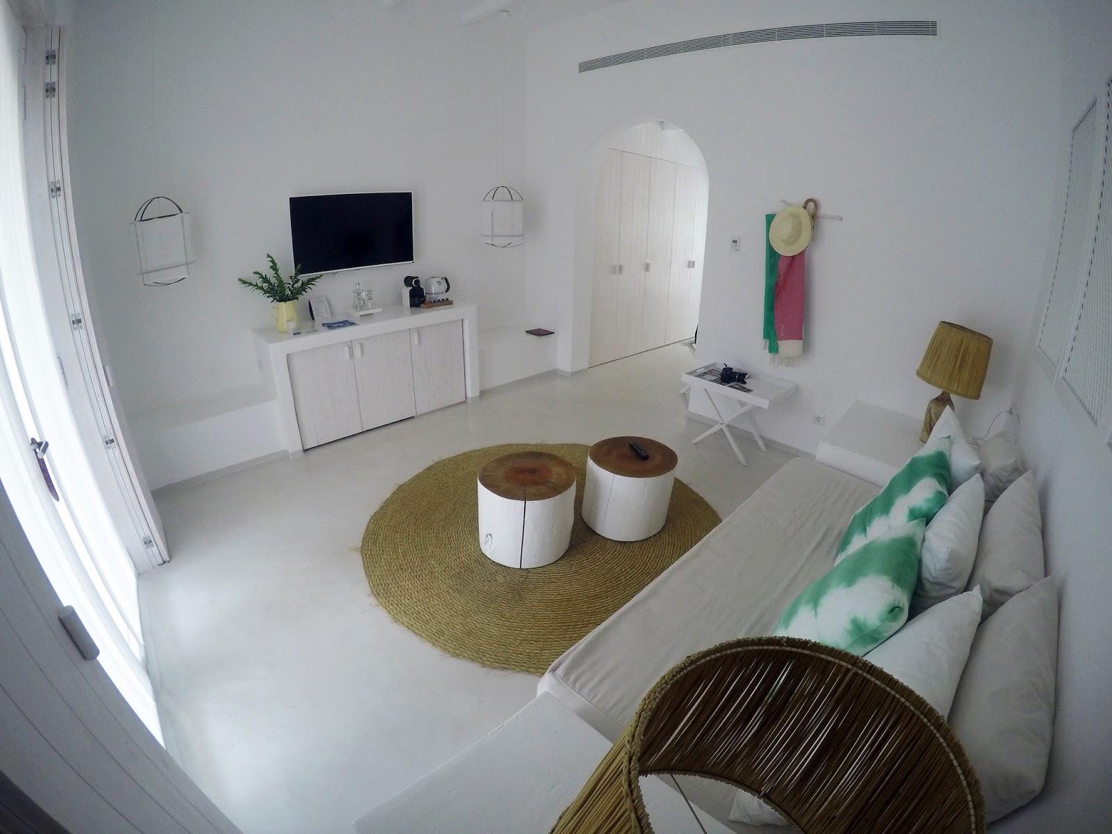 Vila Monte Farm House Portugal Garden Suite living room