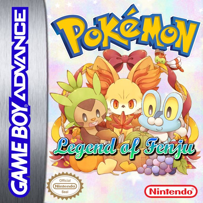 Pokemon Legend of Fenju