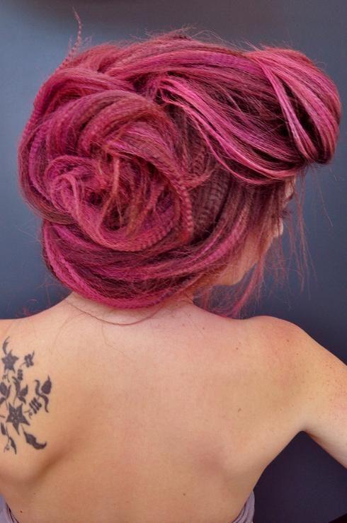 Alternative Bridal Hairstyles The Haircut Web