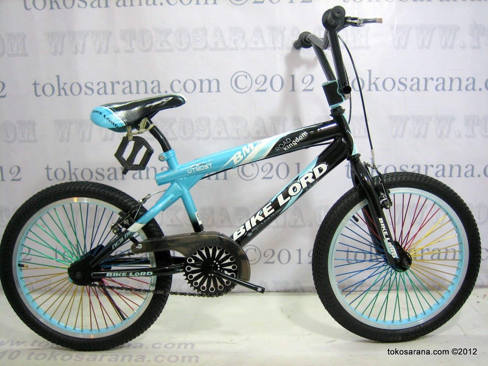 Sepeda Bmx Bikelord 2022 Road Kingdom 20 Inci News Untuk Anak Anda