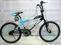 1 Sepeda BMX BikeLord 2022 Road Kingdom 20 Inci
