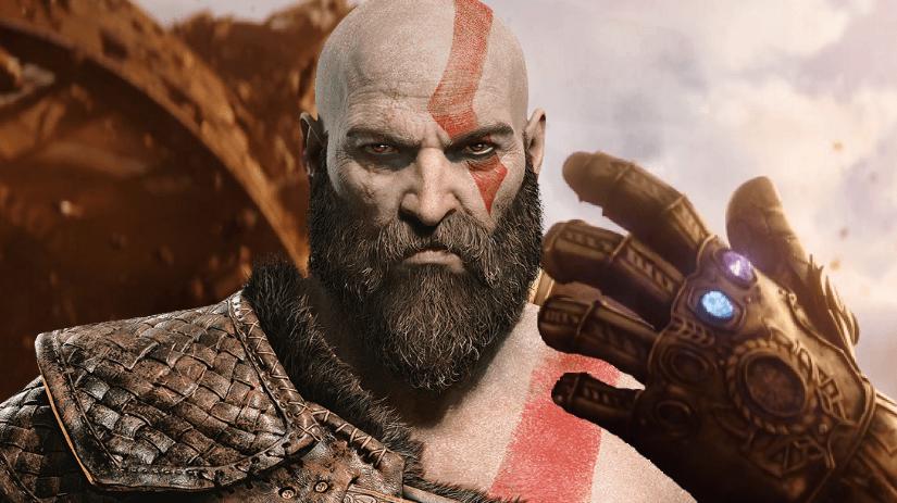 God Of War Ps4 E As Melhores Referencias Do Game