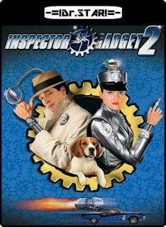 Inspector Gadget 2 (2003) WEB-DL 480p 290MB Dual Audio ( Hindi - English ) MKV