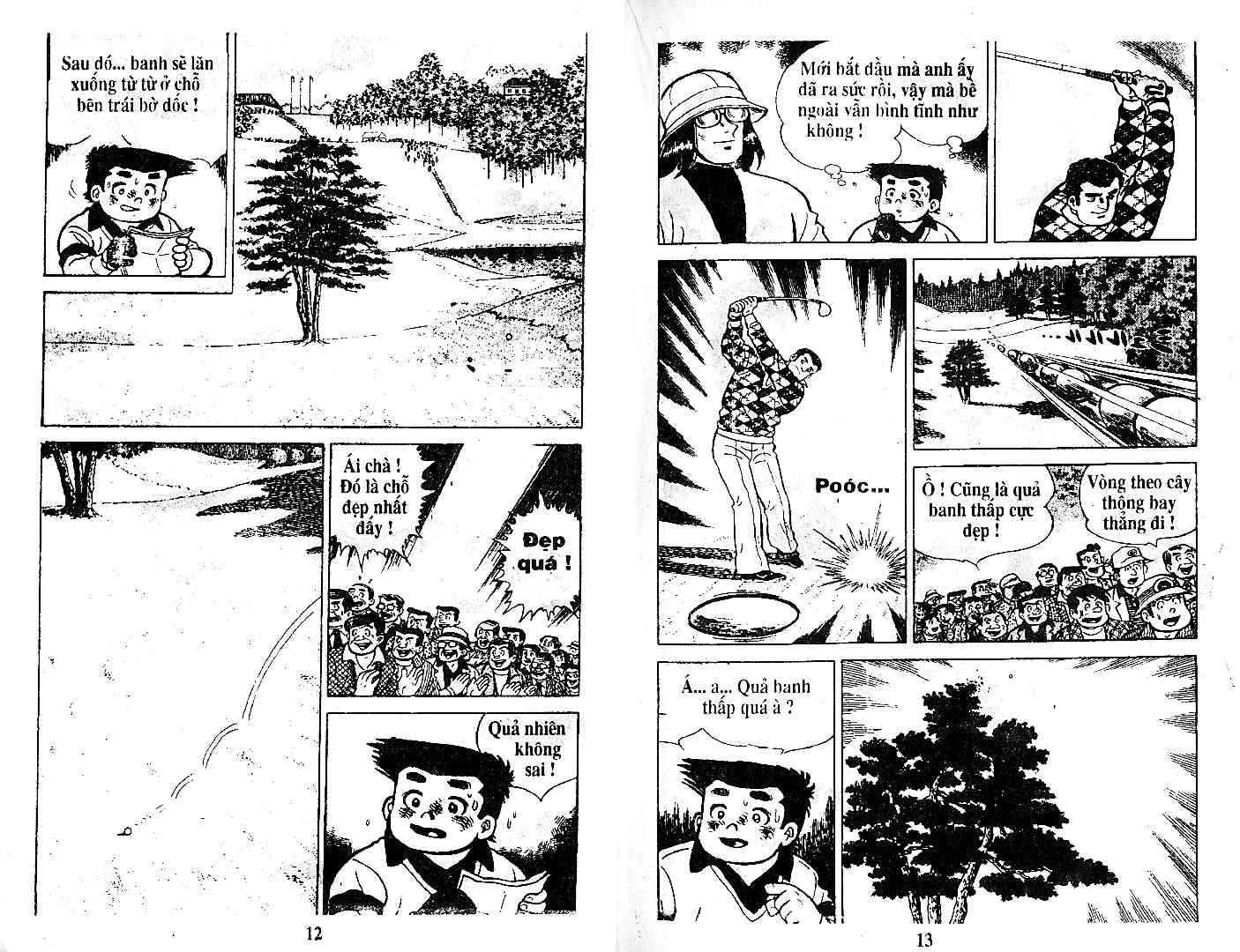 Ashita Tenki ni Naare chapter 26 trang 5