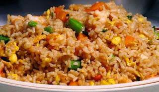 Resep Nasi Goreng kampung pedas Cianjur
