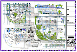 download-autocad-cad-dwg-file-Restaurant-plants-Arq-Inst-fronts
