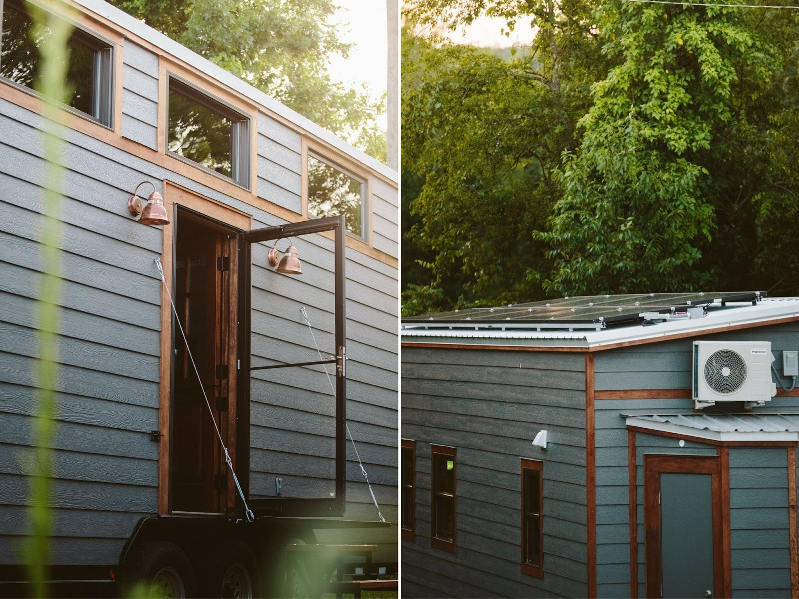 the mayflower from wind river tiny homes tiny house town
