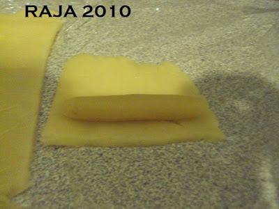 حلويات عيد الفطر جزائرية  بلاطو لاشكال عديدة بعجينة واحدة بالصور 12.jpg