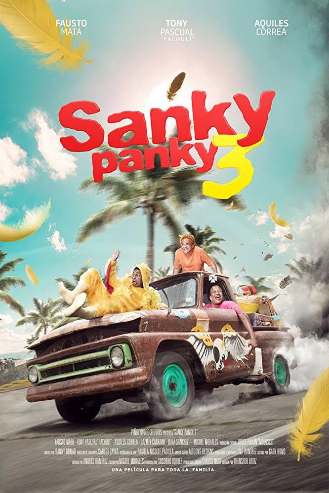 Sanky Panky   Custom Cam Latino Cam