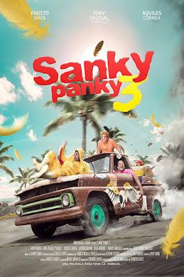 Sanky Panky 3 2018 Custom CAM Latino Cam