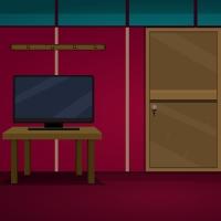GenieFunGames Straight Room Escape