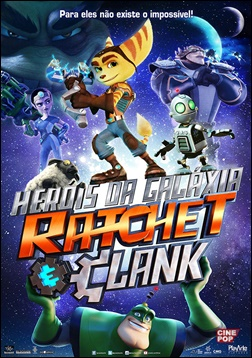 Heróis da Galáxia: Ratchet e Clank Torrent