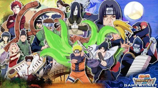 naruto shippuden gekitou ninja taisen special wii wbfs