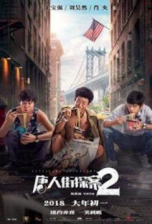 Thám Tử Phố Tàu 2 - Detective Chinatown 2 (2018) | HD VietSub + Thuyết Minh