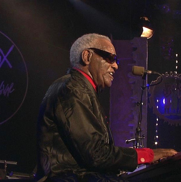 Live Music Television presents Ray Charles, Live at the 1997 Montreux Jazz Festival