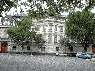Embaixada do Brasil, na Recoleta, em Buenos Aires