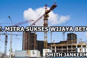 Lowongan Kerja Pekanbaru : PT. Mitra Sukses Wijaya Beton September 2017