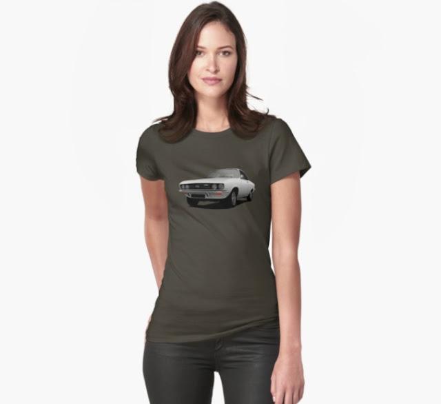 Opel Manta A tshirt