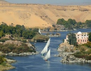 Peradaban Lembah Sungai Nil