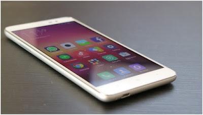ra mắt hai mẫu điện thoại Xiaomi mới