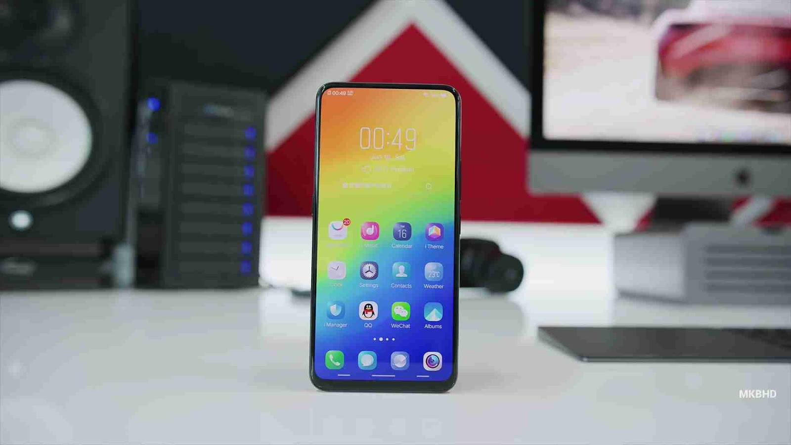 The Vivo Nex S Hands-On Review and First Look