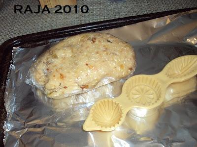 حلويات عيد الفطر جزائرية  بلاطو لاشكال عديدة بعجينة واحدة بالصور 4.jpg