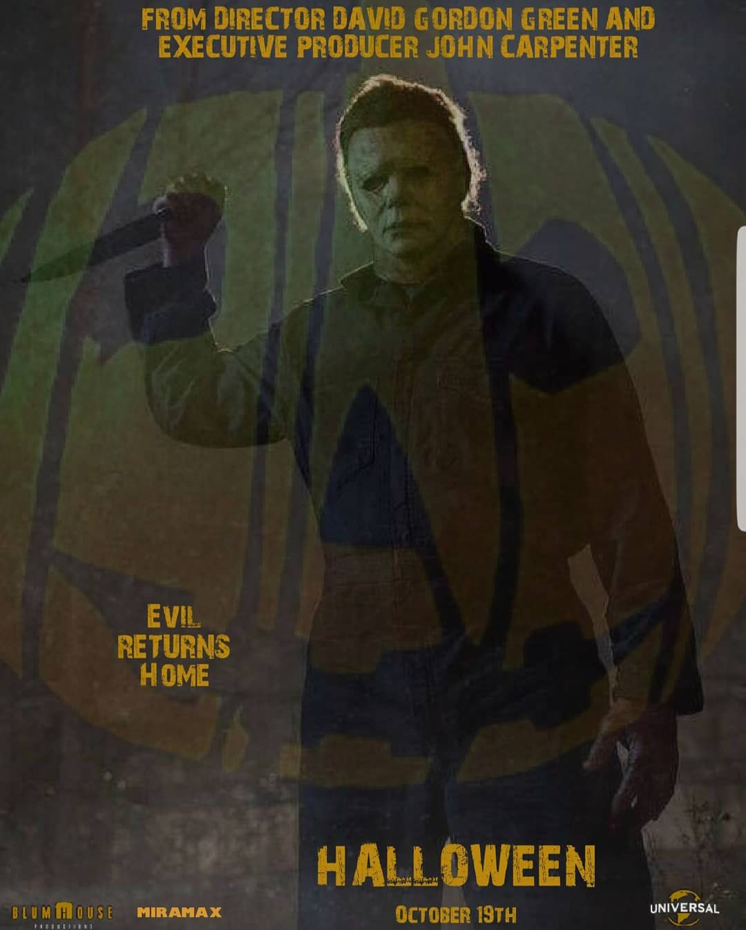Halloween 2018 Fan Poster.The Horrors Of Halloween Halloween 2018 Official Trailer