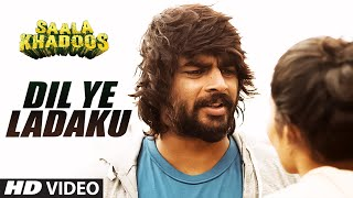 DIL YE LADAKU Video Song _ SAALA KHADOOS _ R. Madhavan, Ritika Singh _ T-Series
