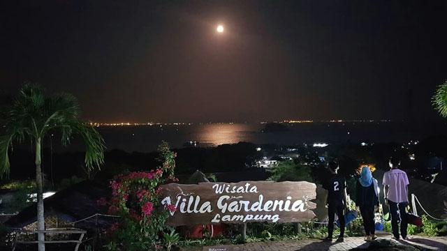 villa gardenia lampung