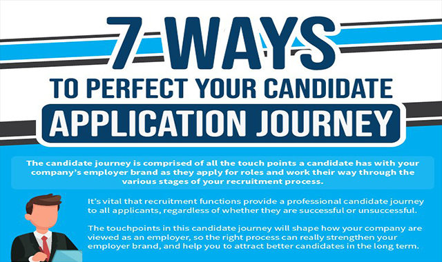 7 Ways to Perfect Your Candidate Application Journey