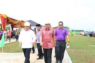 Wakil Gubernur Lampung H. Bachtiar Basri