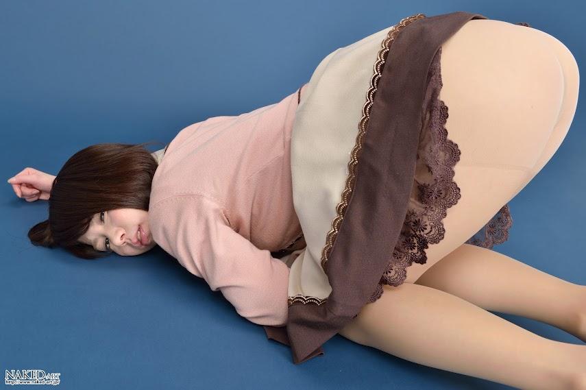 NakedArt-641 Naked-Art No.00641 Haruka Akiha 秋菜はるか