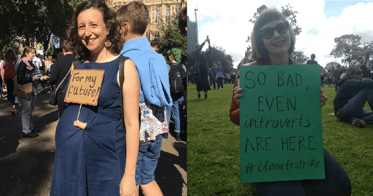 30 Of The Most Powerful Signs From The 2019 Climate Strike