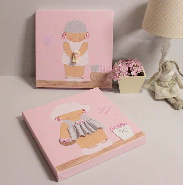 cuadros-infantiles-personalizados-pintados-a-mano-niños