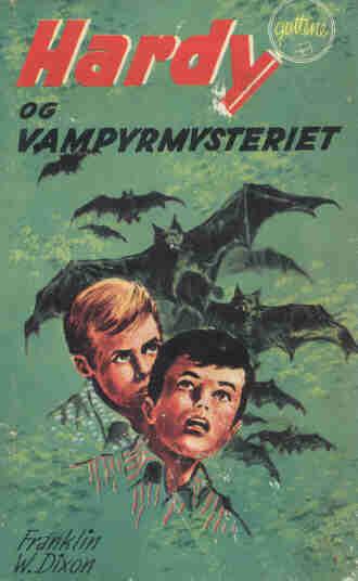 Hardyguttene og vampyrmysteriet