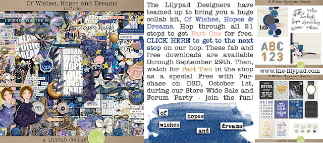 freebie hop from The Lilypad
