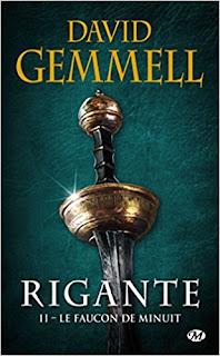 Rigante, T2 : Le Faucon de Minuit de David Gemmell PDF
