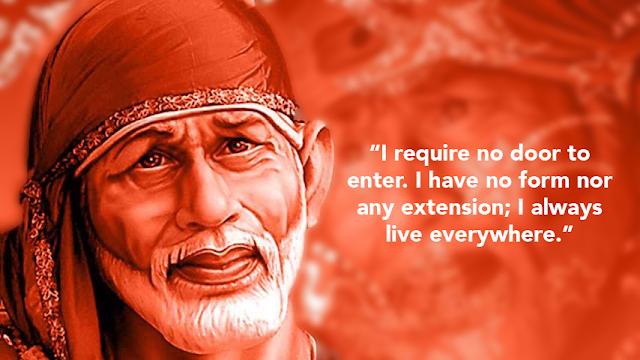 Prayer For My Job - Anonymous Sai Devotee