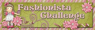 I was also DT For Fashionista Challenge