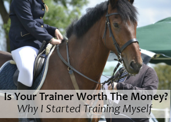 Is Your Trainer Worth The Money? Why I Started Training Myself