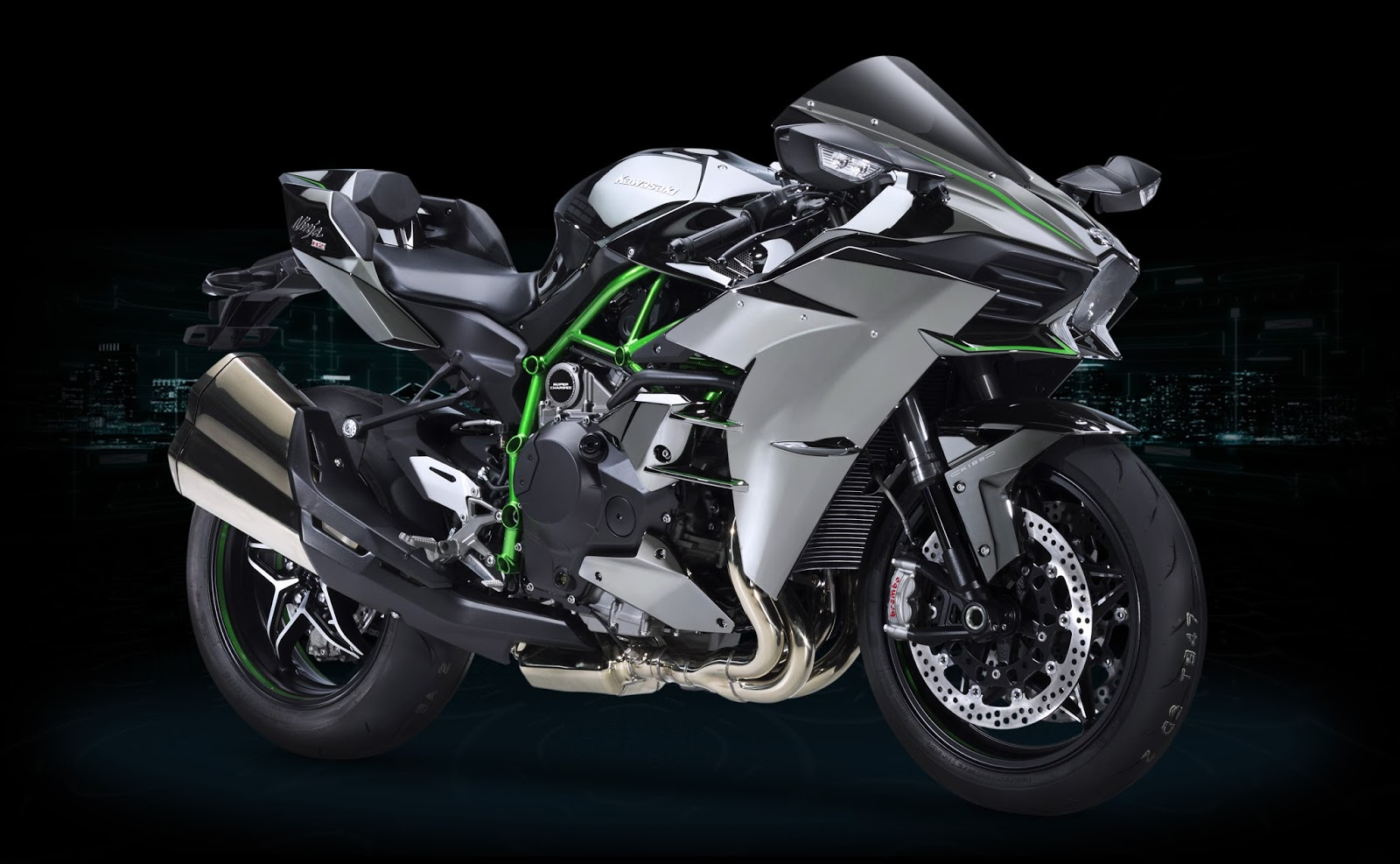 Tachometer Fastest Production Bike In The World Kawasaki Ninja H2